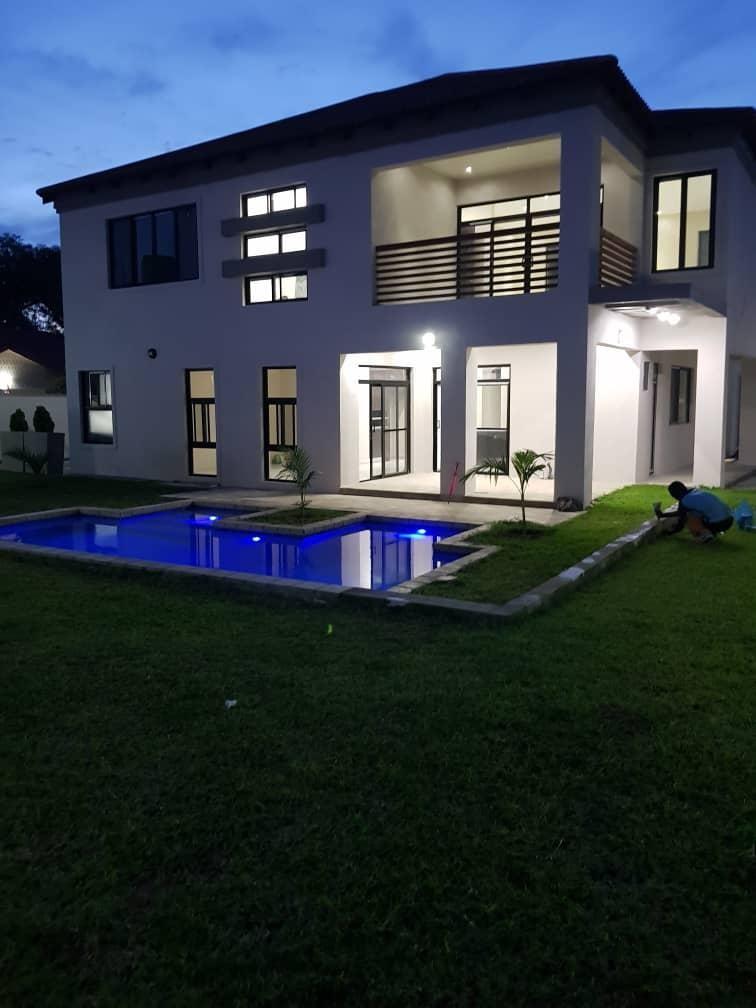 4 Bedroom House For Sale in Roma Park | Homenet Zambia